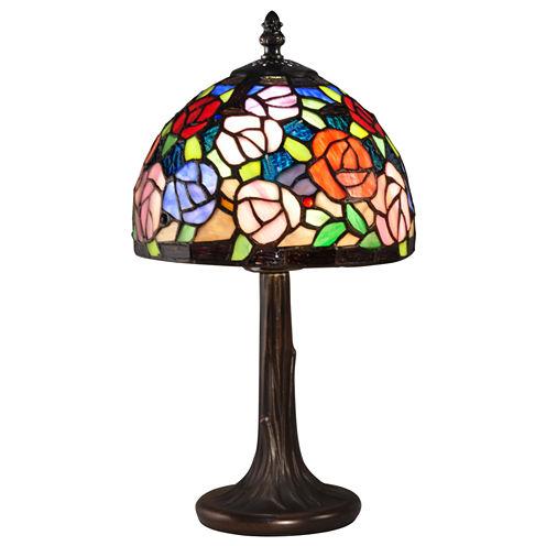 Dale Tiffany™ Carnation Mini Lamp