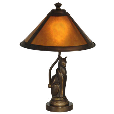 jcpenney.com | Dale Tiffany™ Ginger Mica Table Lamp