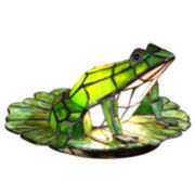 Dale Tiffany™ Tiffany Frog Accent Lamp