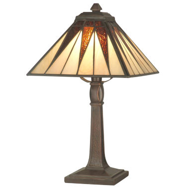 jcpenney.com | Dale Tiffany™ Cooper Accent Lamp