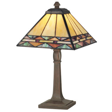 jcpenney.com | Dale Tiffany™ Slayter Accent Lamp
