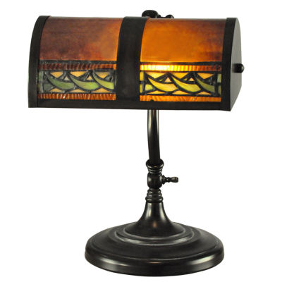 Dale Tiffany Egyptian Desk Lamp Color Amber Jcpenney