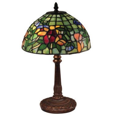 jcpenney.com | Dale Tiffany™ Pansy Mini Lamp