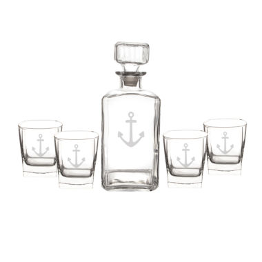 jcpenney.com | Cathy's Concepts 5-pc. Anchor Decanter Set