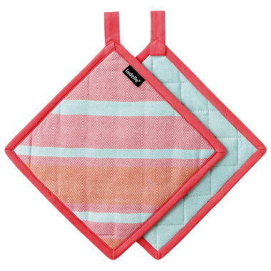 jcpenney.com | Ladelle® Amity Set of 2 Pot Holders