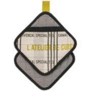 Ladelle® L'Atelier Set of 2 Pot Holders