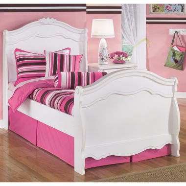 jcpenney.com | Signature Design by Ashley® Exquisite Twin Sleigh Bed