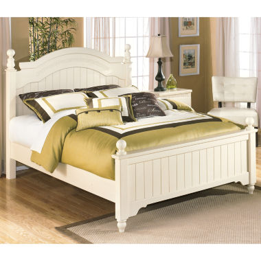 jcpenney.com | Signature Design by Ashley® Cottage Retreat Poster Bed