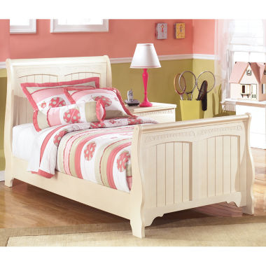 jcpenney.com | Signature Design by Ashley® Cottage Retreat Sleigh Bed