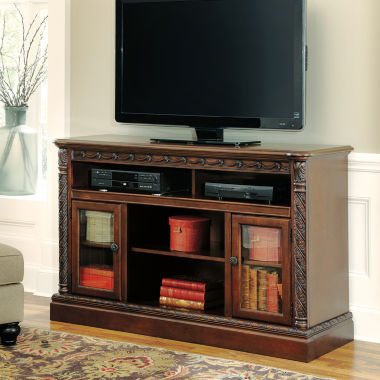 "jcpenney.com | Signature Design by Ashley® North Shore 63"" TV Stand"