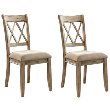 jcpenney.com | Signature Design by Ashley® Mestler Set of 2 Dining Side Chairs