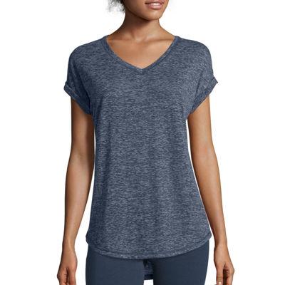Xersion™ Studio Short-Sleeve Dolman T-Shirt