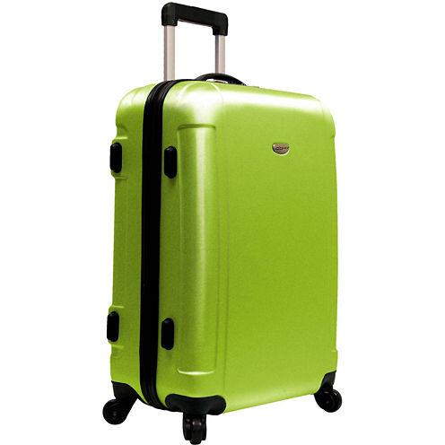 "Traveler's Choice® Freedom 25"" Lightweight Hard-Shell Spinner Upright Luggage"