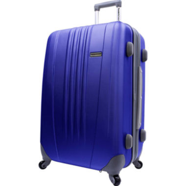 "jcpenney.com | Traveler's Choice® Toronto 25"" Expandable Hardside Spinner Luggage"