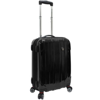 "jcpenney.com | Traveler's Choice® Sedona 21"" Expandable Spinner Luggage"