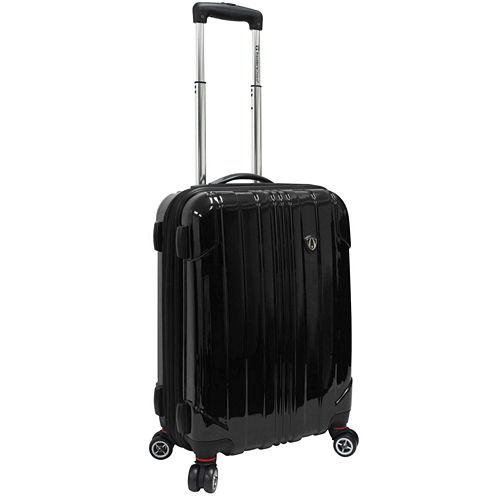"""Traveler's Choice® Sedona 21"""" Expandable Spinner Luggage"""