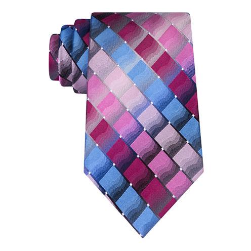 Van Heusen Geometric XL Tie