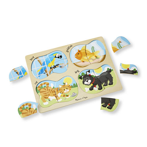 Melissa & Doug® 4-in-1 Pets Peg