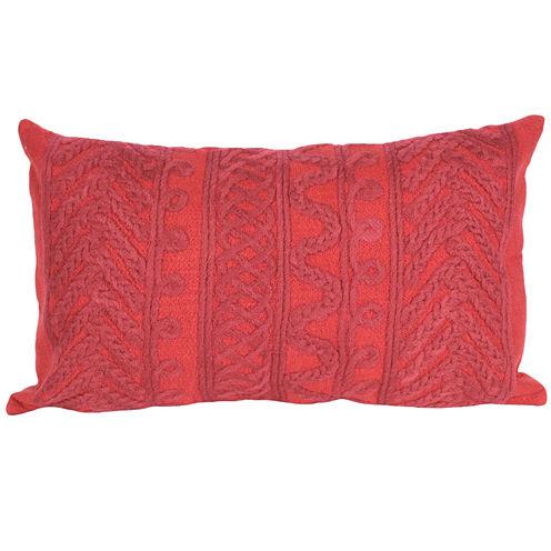 Liora Manne Visions Ii Celtic Grove Rectangular Outdoor Pillow