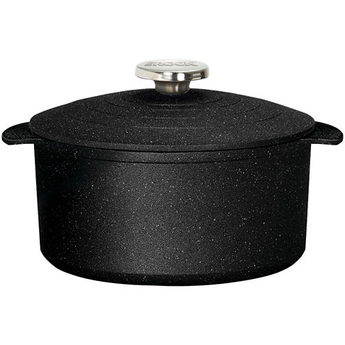 THE ROCK by Starfrit 4-Quart Dutch Oven/Bakeware with Lid