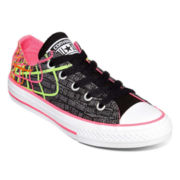 Converse Chuck Taylor All Star Color Spiral Girls Sneakers - Little Kids