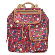 Lily Bloom Riley Backpack