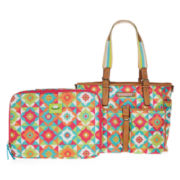 Lily Bloom Computer Tote