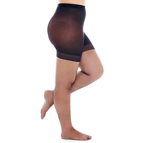 Berkshire Ultra-Sheer Control Top Pantyhose - Queen