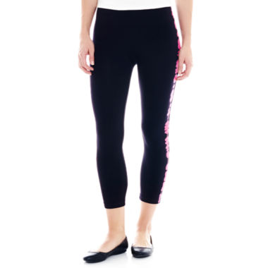 jcpenney.com | Mixit™ Seamless Active Cropped Leggings