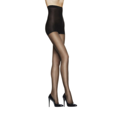 jcpenney.com | Hanes® Silk Reflections® High-Waist Control-Top Pantyhose