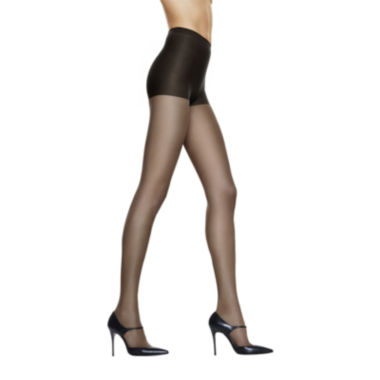 jcpenney.com | Hanes® Silk Reflections® Silky Sheer Control-Top Reinforced Toe Pantyhose