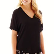 Decree® Short-Sleeve Woven T-Shirt