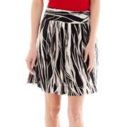 Liz Claiborne® Circle Skirt - Tall