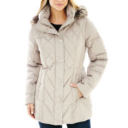 St. John's Bay® Down Puffer Jacket