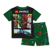 Lego Ninjago Pajama Set - Boys 4-12