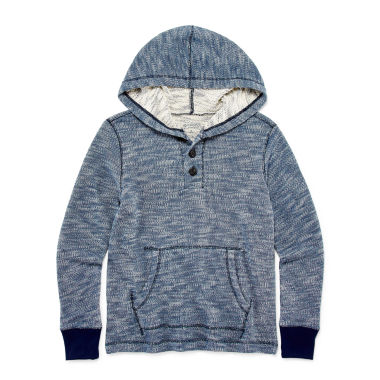 jcpenney.com | Arizona French Terry Pullover Hoodie - Boys 8-20