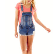 Blue Spice Denim Shortalls