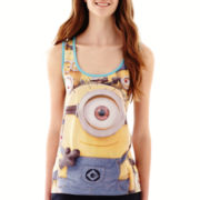 Minion Graphic Tank Top