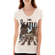 New World Short-Sleeve Beatles Graphic T-Shirt