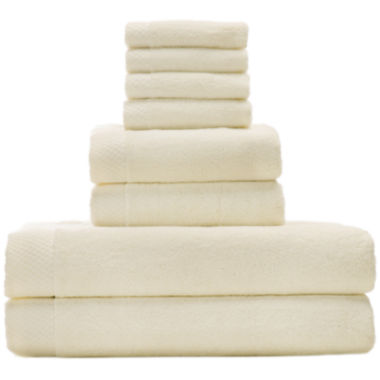 jcpenney.com | BedVoyage Resort Rayon from Bamboo Bath Towels