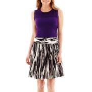 Liz Claiborne® Crochet Tank Top or Circle Skirt