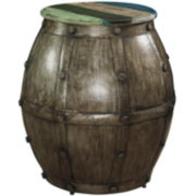 Sahara Barrel Table