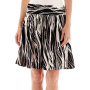 Liz Claiborne® Circle Skirt