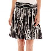 Liz Claiborne® Circle Skirt