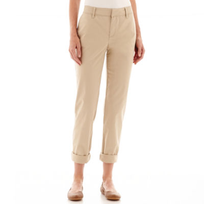 Womens Pants: Khaki, Linen & Dress Pants