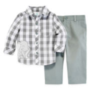 Disney Baby Collection 2-pc. Dumbo Pants Set - Boys newborn-24m
