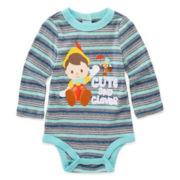 Disney Baby Collection Pinocchio Bodysuit - Boys newborn-24m