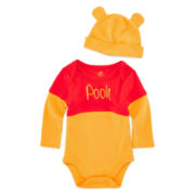 Disney Baby Collection Winnie the Pooh Bodysuit Costume Set - Boys newborn-24m