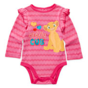 Disney Baby Collection Nala Bodysuit - Girls newborn-24m