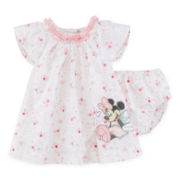 Disney Baby Collection Minnie Mouse Dress - Girls newborn-24m